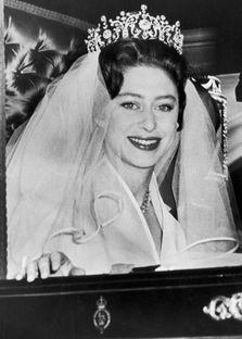 HRH Princess Margaret of the United Kingdom Poltimore Tiara