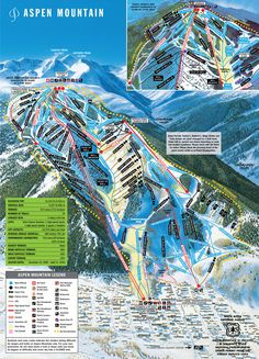 Aspen Mountain - http://mski.co/listing/aspen-mountain/