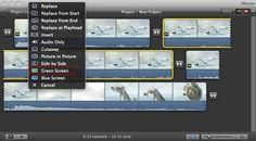 iMovie green screen tutorial