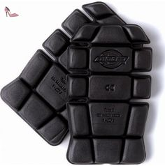 Dickies Mens Knee Pads Black One Size - Chaussures dickies (*Partner-Link)