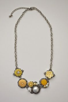 Tea Rose Home: New Jewelries with Colors Outside of My Norm