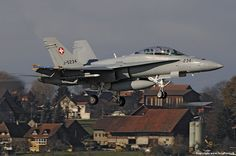 Swiss AF Boeing FA-18D Hornet - McDonnell Douglas F/A-18 Hornet - Wikipedia, the free encyclopedia