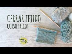 Curso Tricot - Montar Puntos Parte 2 - YouTube