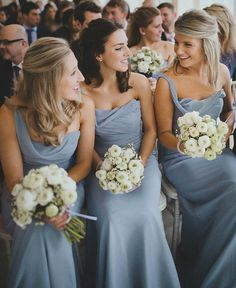 2015 Beautiful Dusty Blue Bridesmaid Dresses One Shoulder Ruched Chiffon Long Wedding Guest Dresses Cheap Formal Party Prom Evening Vintage Bridesmaid Dress Vintage Bridesmaids Dresses From Halibote777, $94.48| Dhgate.Com