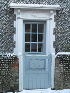 Lovely cottage in Blakeney, Norfolk, England