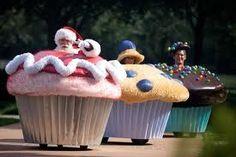 Cupcake carts 2