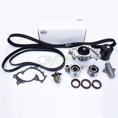Lyp 20756 57 3 water pump bomba de agua oem number me015045 timing belt water pump kit fits toyota camry lexus 30l33l v6 fandeluxe Images