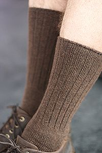 A great sock for layering and insulating your feet on hot days.  If you love boot socks but need wool, B.ella has created the perfect sock for you.  So soft and comfy you may not want to take them off, ever!  Made in the USA.