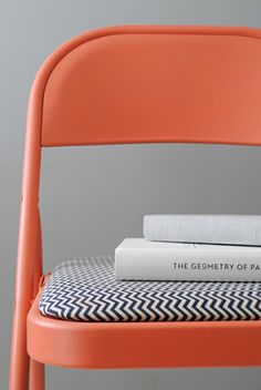 Personaliza tus sillas plegables estandar diy diy tapizar sillas metal diy sillas plegables negras diy decoración sillas diy decoración inte...