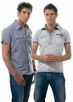 Nick en Simon, vroeger toen ik klein was luisterde ik altijd naar hun muziek. vooral rosanne vond ik een leuk nummer