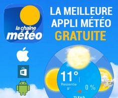 Météo gratuite à 15 jours - Prévisions de La Chaîne Météo  Heure par heure et même 1/4h par 1/4h