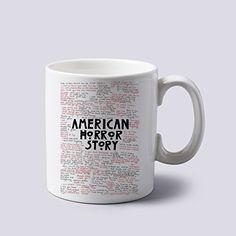 American Horror Story Quotes Mug Cup Two Sides 11 Oz Ceramics Mug http://www.amazon.com/dp/B00XHZO6UK/ref=cm_sw_r_pi_dp_hMVuvb1C975QT