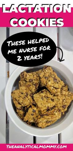Low Milk Supply, Breastfeeding And Bottle Feeding, Breastfeeding Help, Lactation Recipes, Lactation Cookies, Flax Seed Recipes, Cooking Supplies, Nutritious Snacks