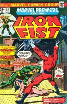 Marvel Premiere #23 - Iron Fist