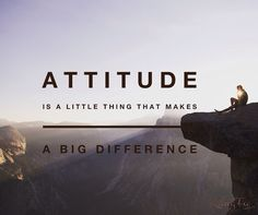 """This week's word of the week is """"Attitude"""".  Your attitude is so very important. With the right attitude you can achieve anything. It will make all the difference in how people treat you and how you are perceived - literally everything! See you in class, 6pm tonight at Parish Room. #kungfuschoolshastings #kungfu #halfterm #hastings"""