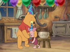 Winnie the Pooh and Piglet exchanging gifts. Winnie the Pooh, December 2016 Winnie The Pooh Pictures, Winnie The Pooh Quotes, Disney Winnie The Pooh, Cartoon Wallpaper, Disney Wallpaper, Disney Movies, Disney Pixar, Disney Characters, Fictional Characters