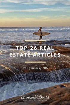 Top 26 Real Estate Articles of the (Fourth Quarter of 2017) https://www.luxurysocalrealty.com/blog/real-estate-articles-fourth-quarter-2017.html