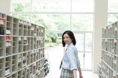 Japan Girl, School Uniform, Layout, Kawaii, Beauty, Nagano, Girls, Jazz, Characters