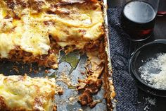 Mushroom Lasagne - You're sure to find a new family favourite with this ultimate vegetarian pasta recipe