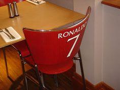 Cristiano Ronaldo soccer:)
