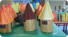 hutte africaine