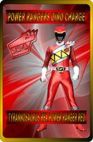 Tyrannosaurus Rex Power Ranger Red by rangeranime Power Rangers Poster, Power Rangers Morph, Power Rangers Fan Art, Original Power Rangers, Power Rangers Dino, Power Ranger Black, Power Ranger Party, Black Power, Naruto Sage