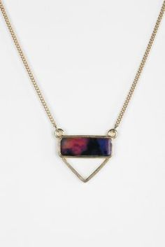 Picture Of The Sky Necklace