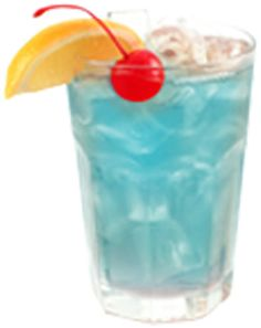 "We will serve Blue ""mocktails"" called Sixteenis"