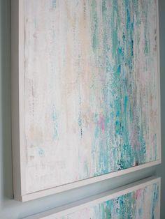 DIY Art Ideas   HGTV >> http://www.hgtv.com/design/decorating/design-101/8-easy-diy-wall-art-ideas-pictures?soc=pinterest