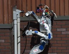 Transforming robot crowned the winner of DARPA's Robotics Challenge   The Verge