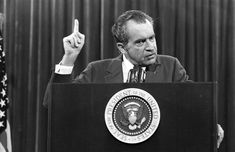 What Nixon's Watergate blunders suggest about the trouble Trump is in now
