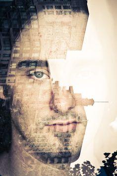 Photograph Double Exposure Portrait by jay Mcintyre on 500pxhttp://multiphotoexposure.wordpress.com/