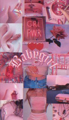 Bad Girl Wallpaper, Hype Wallpaper, Waves Wallpaper, Iphone Wallpaper Vsco, Iphone Wallpaper Tumblr Aesthetic, Aesthetic Pastel Wallpaper, Pink Wallpaper, Aesthetic Backgrounds, Aesthetic Wallpapers