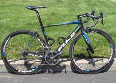 Fuji Altamira SL (Team NetApp-Endura): Road Bikes of the 2014 Tour of California Bmx Bikes, Road Bikes, Fuji Bikes, Bicycling Magazine, Commuter Bike, Bicycle Race, Bicycle Design, Super Bikes, Road Cycling