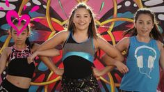 MACKENZIE ZIEGLER - TEAMWORK OFFICIAL MUSIC VIDEO