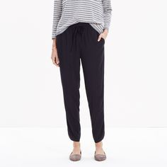 Track Trousers : pants | Madewell