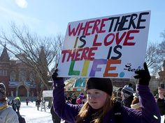 11 Inspiring Signs From the March for Life http://www.lifenews.com/2014/01/23/11-inspiring-signs-from-the-march-for-life/