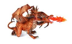 Dragon Deux Têtes d'Or de chez Papo - L'École Buissonnière
