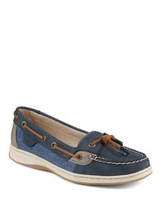 AO Leather Boat Shoes by Sperry shoes online shopping at ...