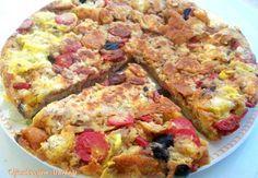 Bayat Ekmek Omleti Tarifi | Yemek Tarifleri Sitesi | Oktay Usta, Pratik Yemekler