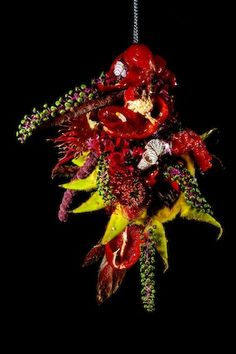 Azuma Makoto Works 【野菜花】Botanical Sculpture.