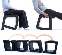 The chair version of the dribble glass. Ideal for the prankster in your life.