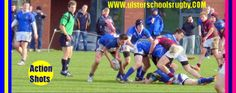Bangor Grammar School Rugby I Xv v Royal School Dungannon Rugby I XV Action Shots LIVE HERE on WWW.intouchrugby.COM!