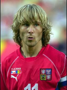 Pavel Nedved, a  player i have pinned solely because of his resemblance to Owen Wilson?