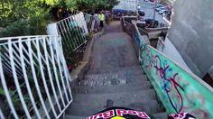 Best urban downhill pov video I've seen!