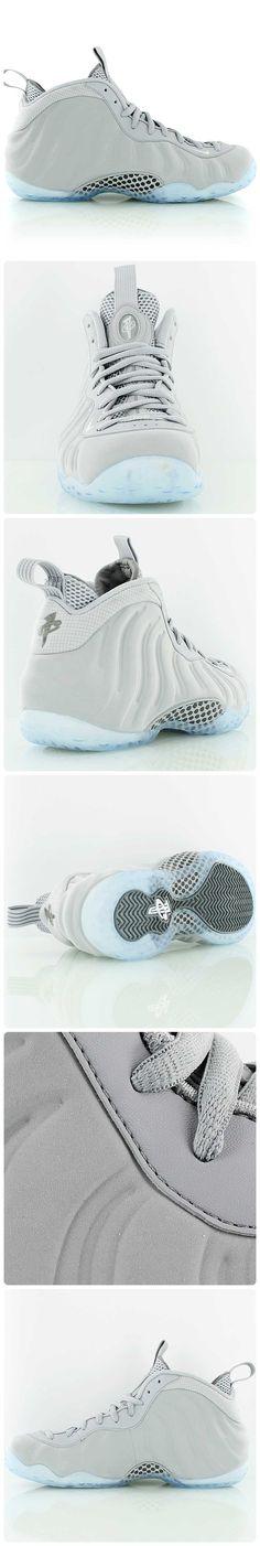 "Nike Air Foamposite One Premium ""Wolf Grey"""