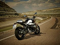 the new BMW motorrad R nineT