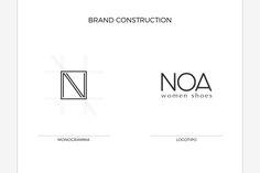 Noa Restyling logo - ViceAdv | Agenzia di Comunicazione Aversa - Caserta - Napoli Brand Manual