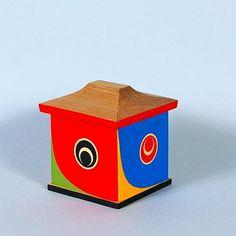 Robert Davidson - Eye See 2 Rainbows - Charity Boxes 2011