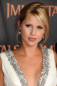 Claire Holt (Rebekah on TVD)
